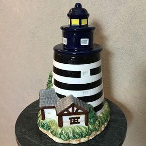 Lighthouse Cookie Jar